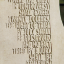 AMENDMENT VII - Text close-up