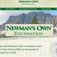 WP Newman's Own Screen Shot copy