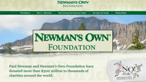 Newman's Own 2011